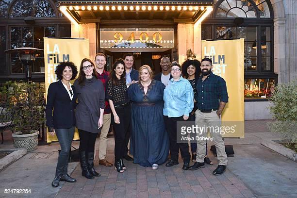 Stephanie Allain, Jennifer Cochis, Cooper Hopkins, Roya Rastegar, Cedar Sherbert, Drea Clark, Ray Price, Jenn Wilson, Stephanie Owens and Cristhian...