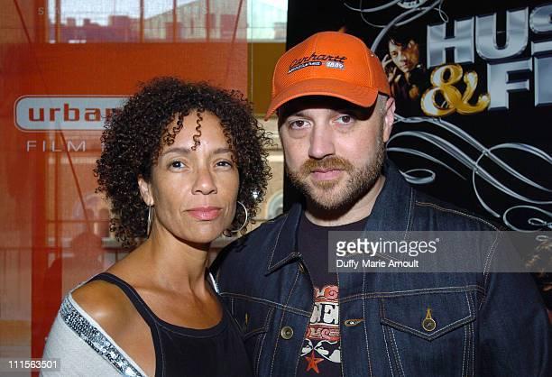 Stephanie Allain, producer, and Craig Brewer, director