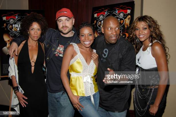 Stephanie Allain, Producer, Craig Brewer, Writer and Director, Paula Jai Parker, John Singleton, Producer and Taraji Henson