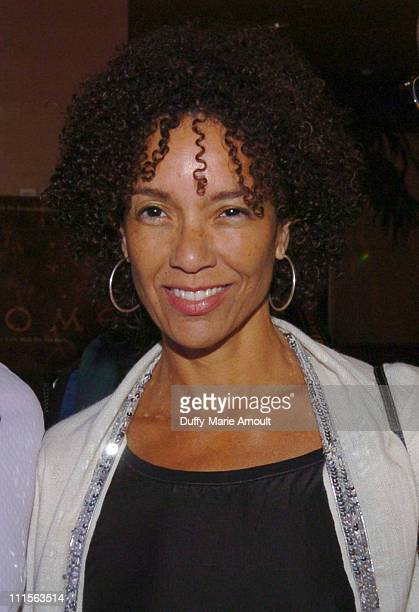 "Stephanie Allain, producer during 9th Annual Urbanworld Film Festival - ""Hustle and Flow"" Premiere at Loews 34th Street Theater in New York City, New..."