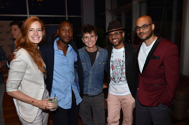 NY: Tribeca Festival After-Party For Rising Voices Hosted By Indeed At The Press Lounge