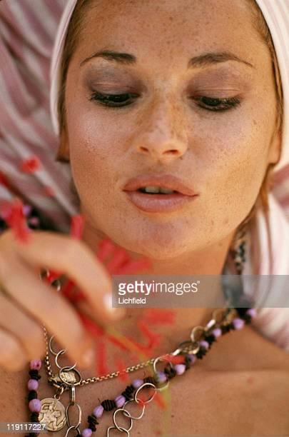 Stephanie Beacham British actress 3rd December 1972