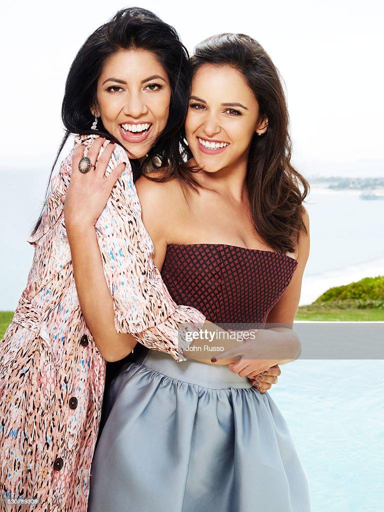 Stephanie Beatriz and Melissa Fumero, Latina, August 1, 2015 : Fotografía de noticias