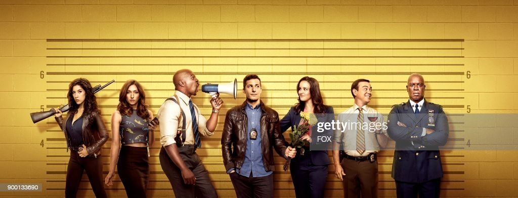 FOX's 'Brooklyn Nine-Nine' - Season Five : Nachrichtenfoto
