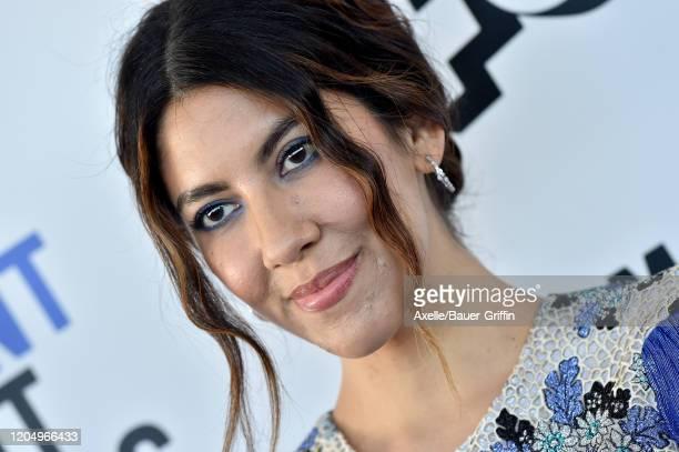Stephanie Beatriz attends the 2020 Film Independent Spirit Awards on February 08 2020 in Santa Monica California