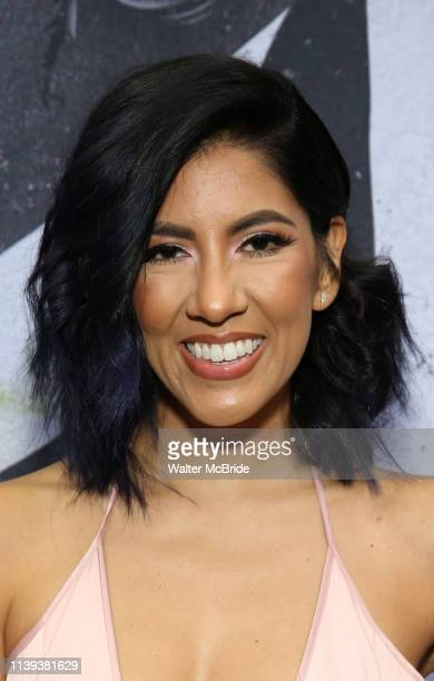 Stephanie Beatriz attends the Broadway Opening Night Performance for Beetlejuice at The Wintergarden on April 25 2019 in New York City
