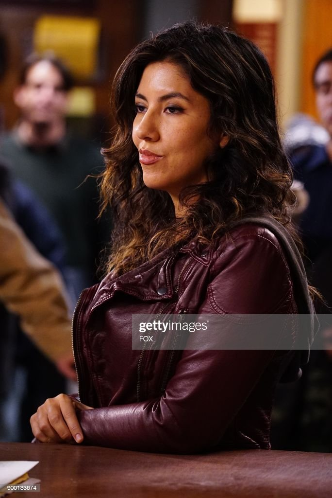 Stephanie Beatriz in the Game Night - The Favor special one hour episode of BROOKLYN NINE-NINE airing Tuesday, Dec. 12 (9:30-10:00 PM ET/PT) on FOX.