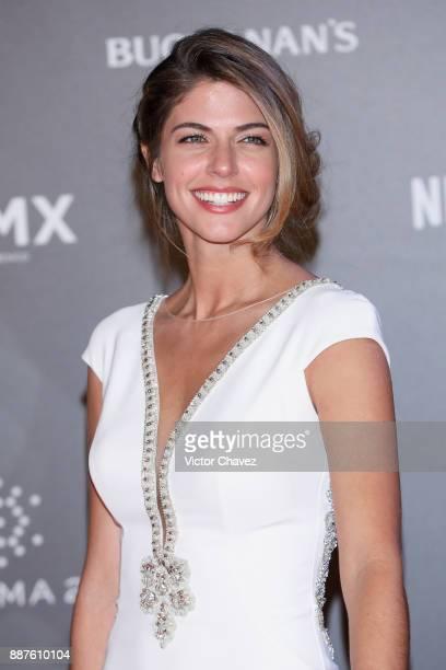 Stephanie Cayo attends at Teatro de La Ciudad on December 6 2017 in Mexico City Mexico