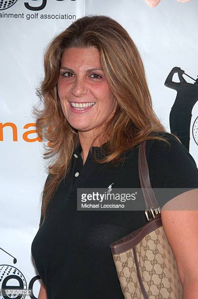Stephanie Cohen during Entertainmamt Golf Association's 4th Annual Celebrity Golf Tournament at Minisceongo Golf Club in Pomona, New York, United...
