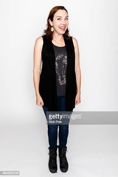 Stephanie Courtney poses for a portrait at The Groundlings Alumni Return To The Stage To Celebrate 40th Anniversary With '2000's Decade Night' at The...