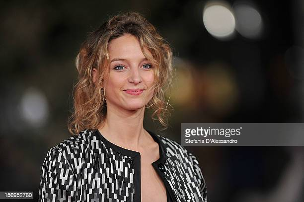Stephanie Crayencour attends 'Tom Le Cancre' Premiere during The 7th Rome Film Festival on November 17, 2012 in Rome, Italy.