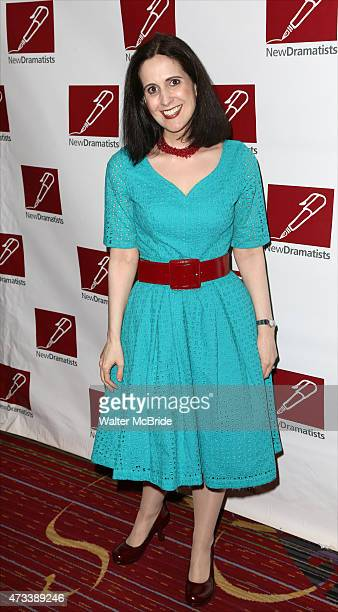 Stephanie D'Abruzzo attends the 66th Annual New Dramatists Luncheon at The New York Marriott Marquis on May 14 2015 in New York City