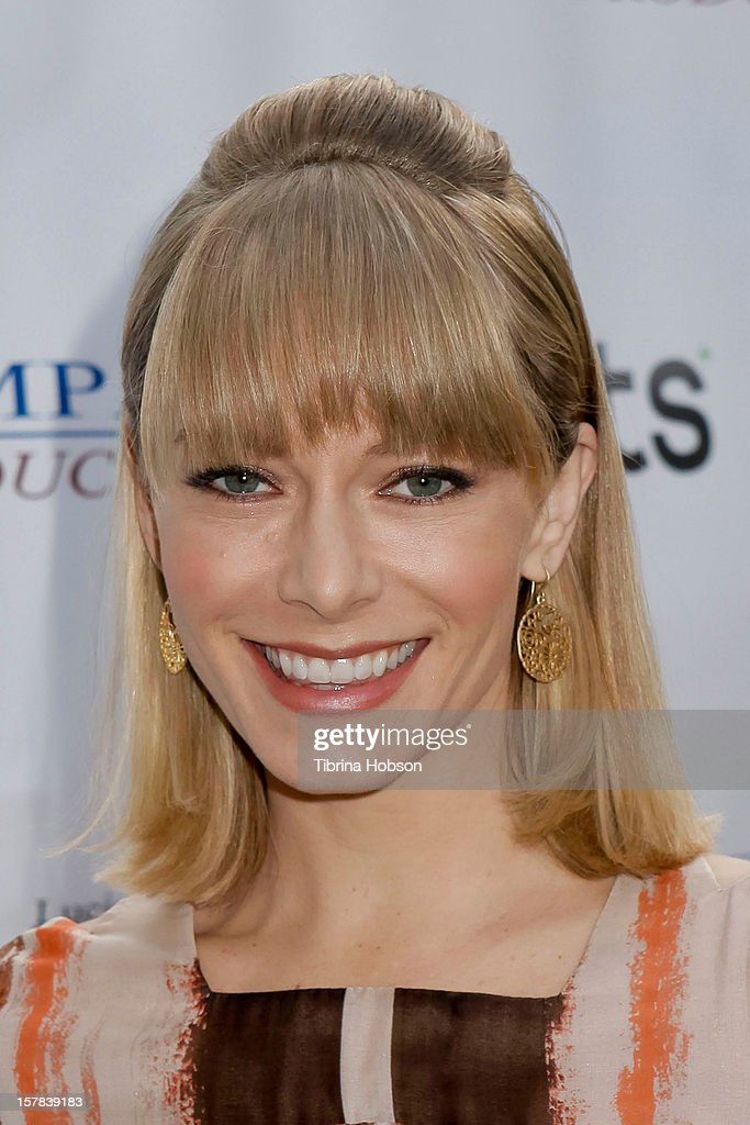 Stephanie Drapeau attends the 'Edge Of Salvation' Los Angeles premiere at ArcLight Cinemas on December 6, 2012 in Hollywood, California.