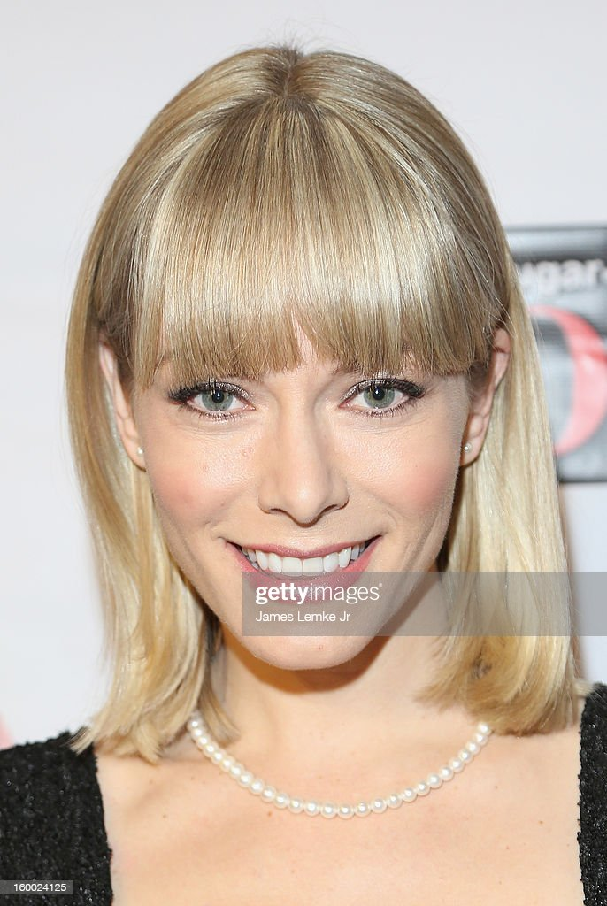 Stephanie Drapeau attends the 'Vishwaroopam' premiere held at the Pacific Theaters at the Grove on January 24, 2013 in Los Angeles, California.