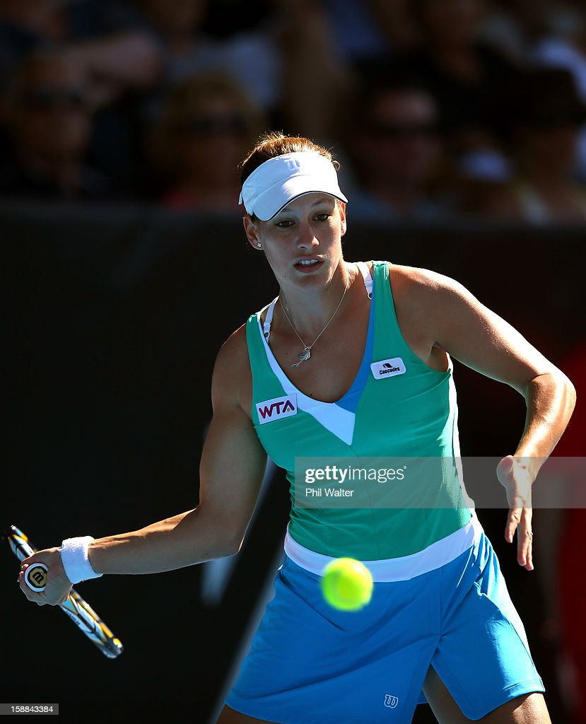 2013 ASB Classic - Day 2