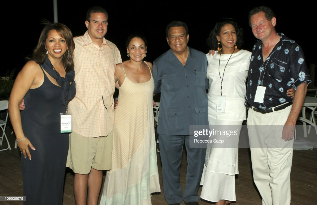 """2006 Turks and Caicos International Film Festival - Opening Night Screening of """"The Donnie McClurkin Story"""""""