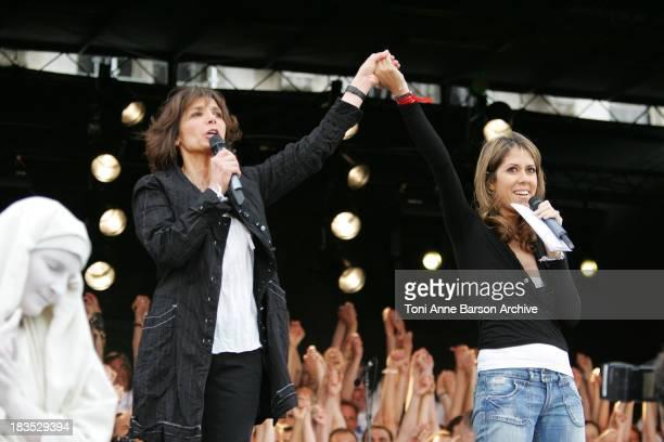 Stephanie Fugain and Rachel Bourlier Channel DIrect8 's Host