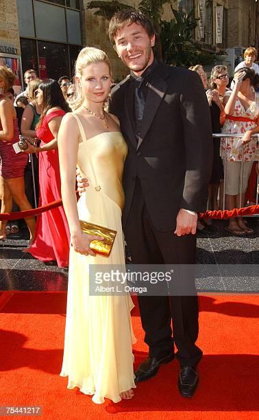 Stephanie Gatschet and Tom Pelphrey