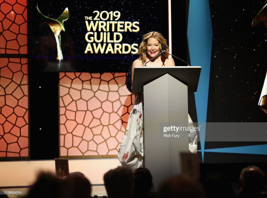 2019 Writers Guild Awards L.A. Ceremony - Inside : Fotografía de noticias