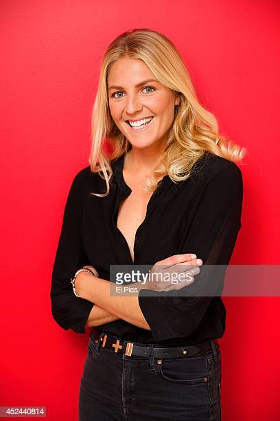 Stephanie Gilmore poses on June 15 2014 in Sydney Australia