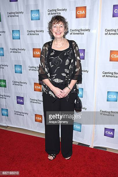 Stephanie Gorin arrives at the 2017 Annual Artios Awards at The Beverly Hilton Hotel on January 19 2017 in Beverly Hills California