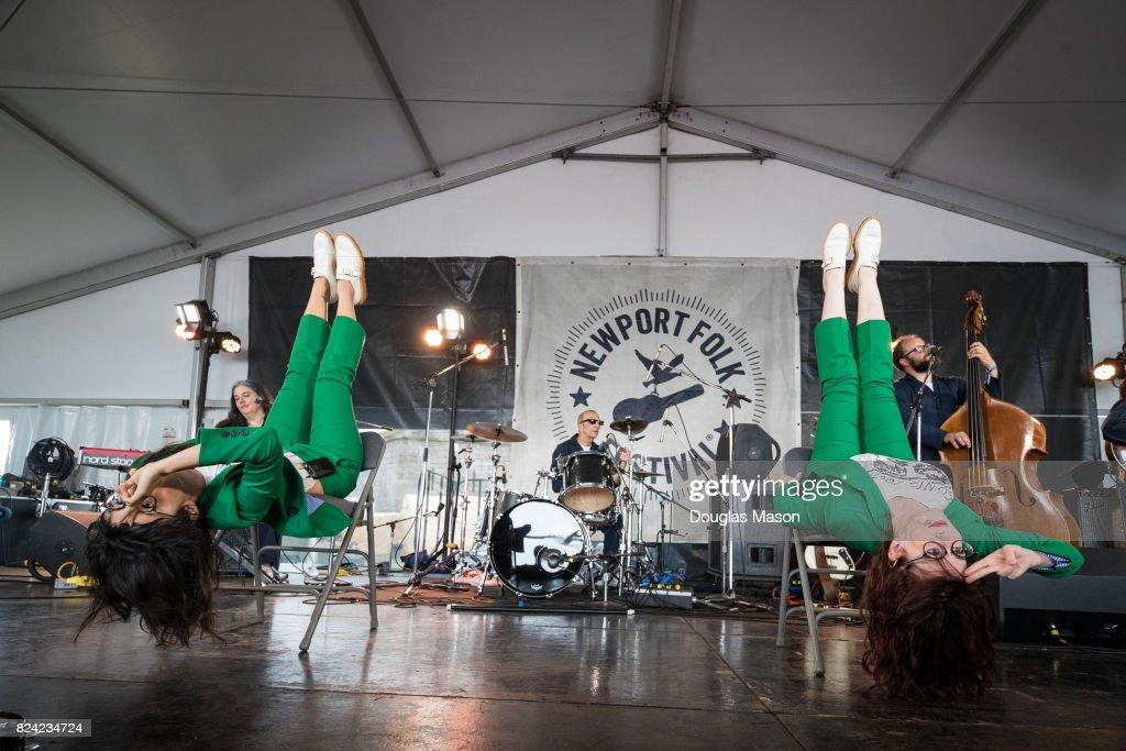 2017 Newport Folk Festival : News Photo