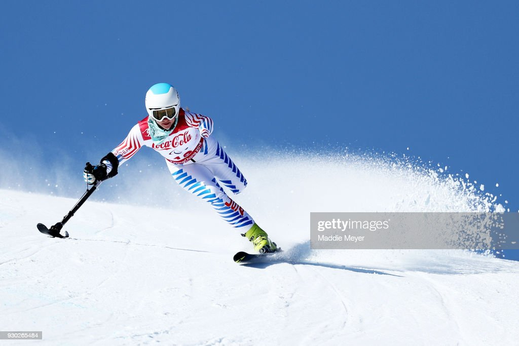 2018 Paralympic Winter Games - Day 2