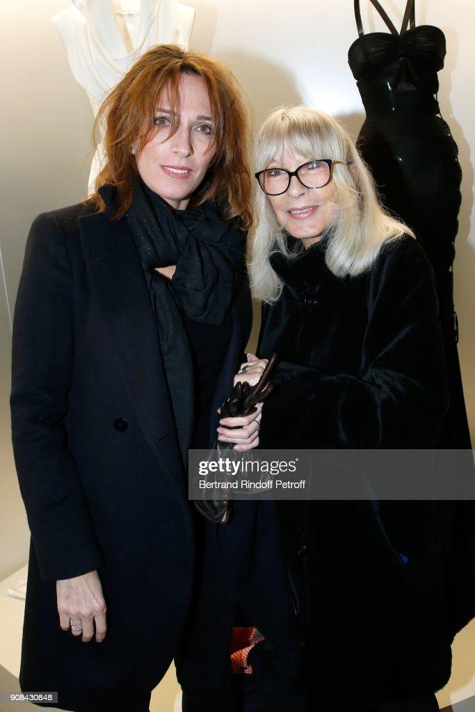 """Azzedine Alaia : Je Suis Couturier"" Exhibition - Paris Fashion Week - Menswear F/W 2018-2019 : News Photo"