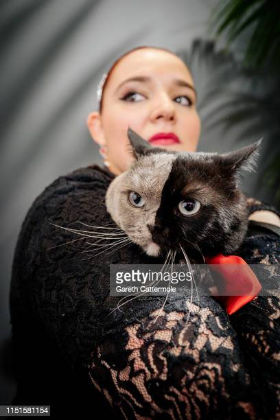 Stephanie Jimenez attends the Inaugural 'World Bloggers Awards' during the 72nd annual Cannes Film Festival on May 24 2019 in Cannes France The...