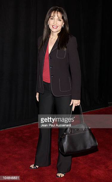 Stephanie Kramer during NBC AllStar Winter Party at Bliss in Los Angeles California United States