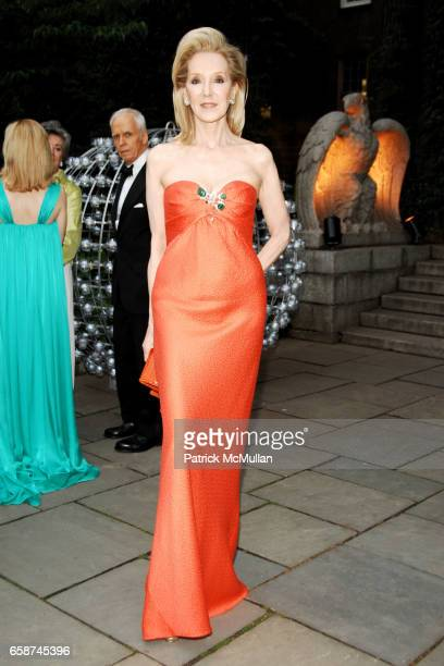 Stephanie Krieger attends the Wildlife Conservation Society's Central Park Zoo '09 Gala at the Central Park Zoo on June 10 2009 in New York City