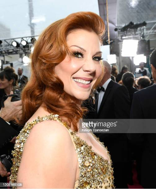 Stephanie Kurtzuba attends the 92nd Annual Academy Awards at Hollywood and Highland on February 09 2020 in Hollywood California