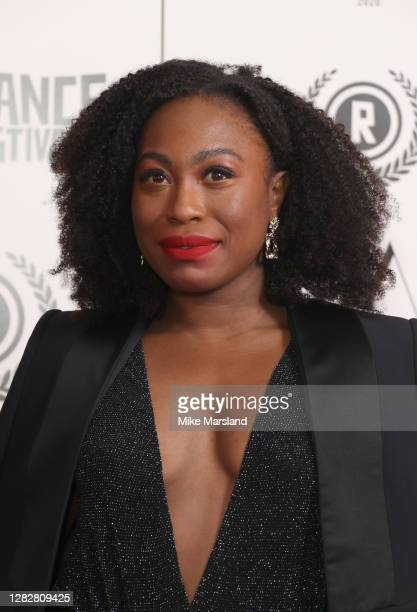 """Stephanie Levi-John attends the """"Stardust"""" Opening Film & UK Premiere during the 28th Raindance Film Festival at The May Fair Hotel on October 28,..."""