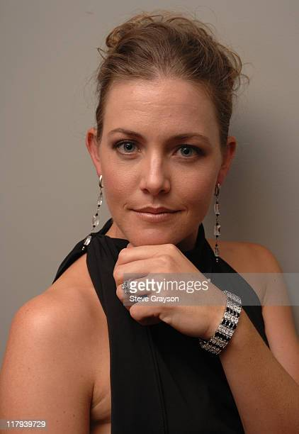 Stephanie Louden during LPGA Players Prepare For 2006 Oscar Parties at Luxe Hotel in Brentwood California United States