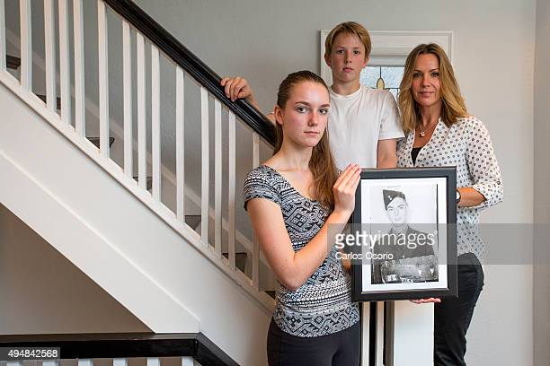 TORONTO ON OCTOBER 28 Stephanie Mackay Ryan Mackay and their mother Janet Piotrowski live in a home on Fairlawn Avenue that once belonged to Kenneth...