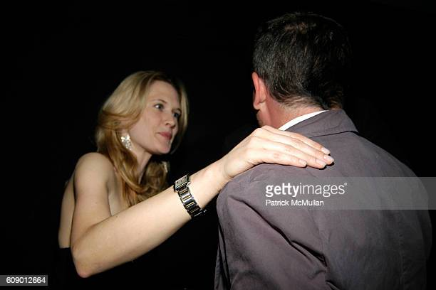 Stephanie March and Chris Eigeman attend The Treatment Premier Party at Mantra 986 on May 4 2007 in New York City