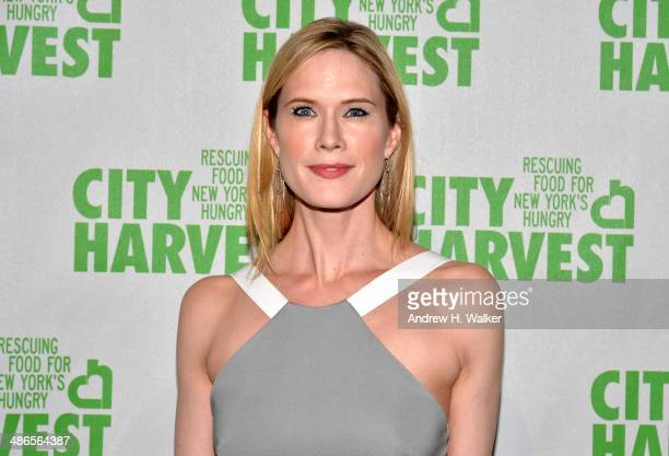 Stephanie March attends City Harvest An Event Of Practical Magic on April 24 2014 in New York City