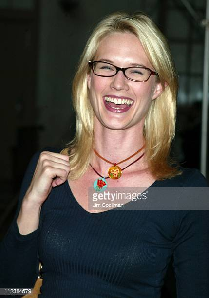 Stephanie March during 'Frida' Screening New York at El Museo Del Barrio in New York City New York United States