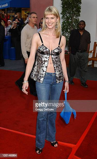 Stephanie March during The World Premiere Of '2 Fast 2 Furious' Arrivals at Universal Amphitheatre in Universal City California United States