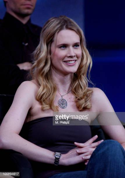 """Stephanie March of """"Conviction"""" during NBC 2006 Winter TCA Press Tour at Ritz-Carlton in Pasadena, California, United States."""