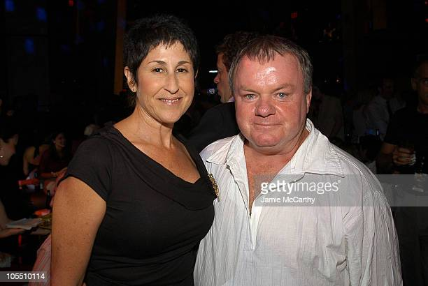 Stephanie McGee and Jack McGee during FX's Rescue Me New York Screening After Party at Crobar in New York City New York United States