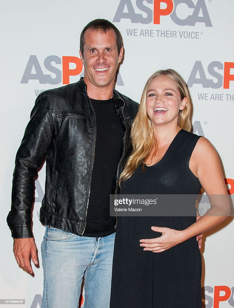 Stephanie McIntosh arrives at the ASPCA event Honoring Kaley Cuoco-Sweeting And Nikki Reed on October 22, 2014 in Belair, California.