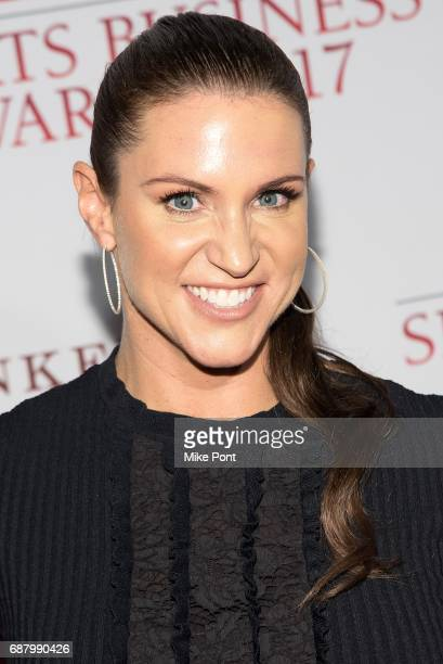 Stephanie McMahon attends the 10th Annual Sports Business Awards at The New York Marriott Marquis on May 24 2017 in New York City