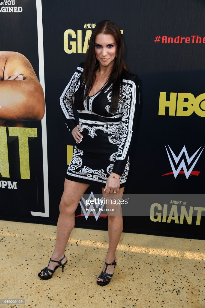 "Premiere Of HBO's ""Andre The Giant"" - Arrivals"
