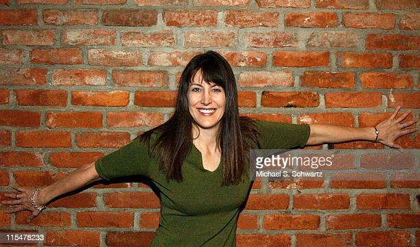 Stephanie Miller during Comedian Stephanie Miller Performs at The Ice House - February 8, 2004 at The Ice House in Pasadena, CA, United States.