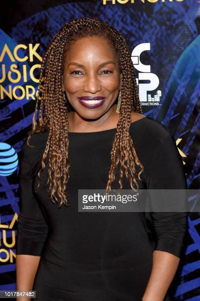 Stephanie Mills attends the 2018 Black Music Honors at Tennessee Performing Arts Center on August 16 2018 in Nashville Tennessee