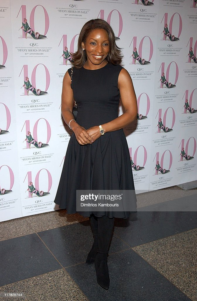 """10th Annual QVC Presents """"FFANY Shoes On Sale"""" : News Photo"""