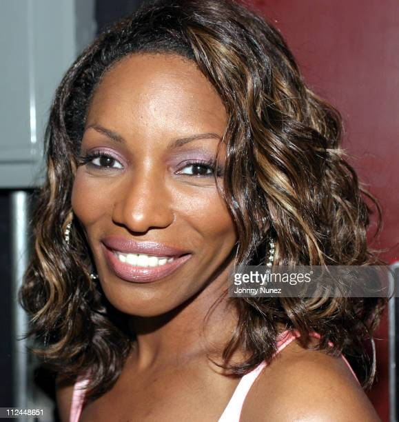 Stephanie Mills during MBK Presents RB Live at BB Kings New York at BB Kings in New York City New York United States