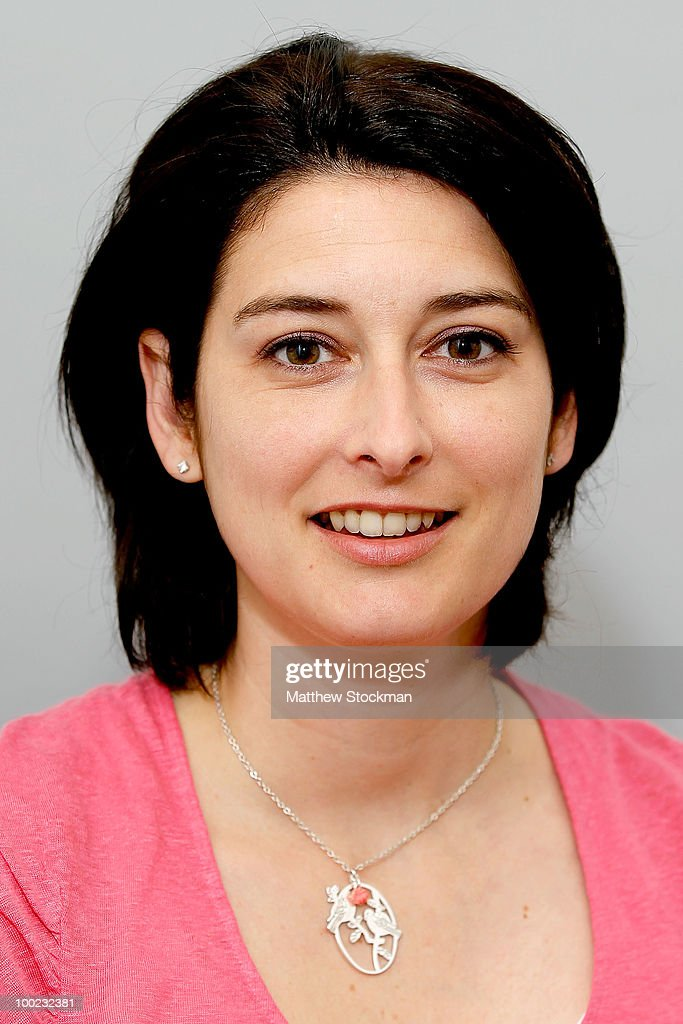 Stephanie Natal poses for a headshot at Roland Garros on May 22, 2010 in Paris, France.