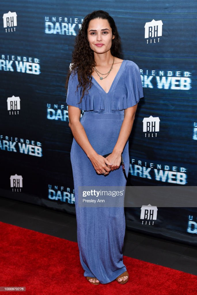 "Premiere Of Blumhouse Productions And Universal Pictures' ""Unfriended: Dark Web"" - Red Carpet"